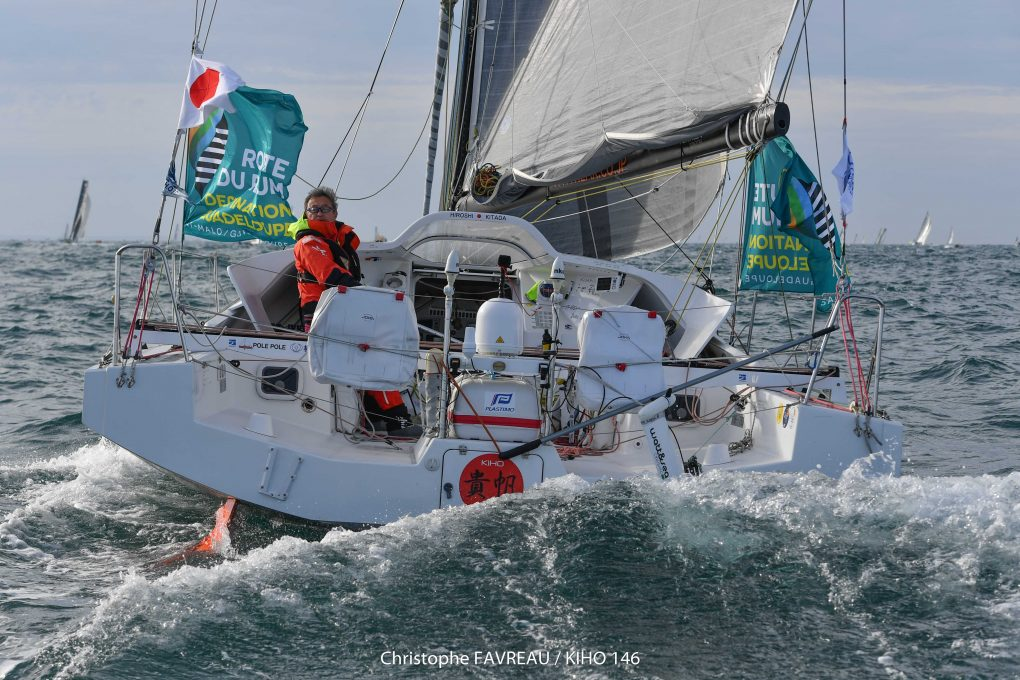 La Route du Rhum - Destination Guadeloupe by Christophe Favreau